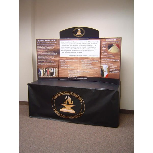 TT005 - Custom Table Throw for Religious Organizations