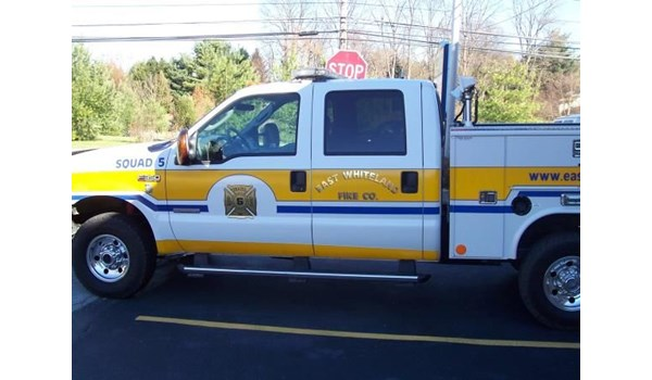 EVR006 - Custom Emergency Vehicle Reflective Striping & Chevron for Government
