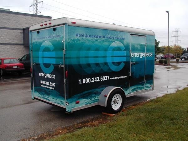 WRAP051 - Custom Full Wrap for Professional Services