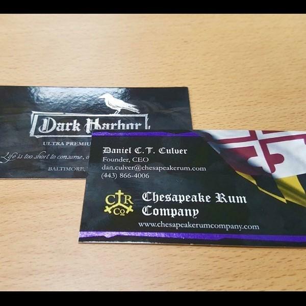 Business Cards, Letterhead & Custom Stationery
