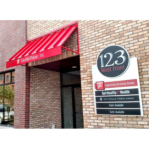 Commercial & Storefront Awnings