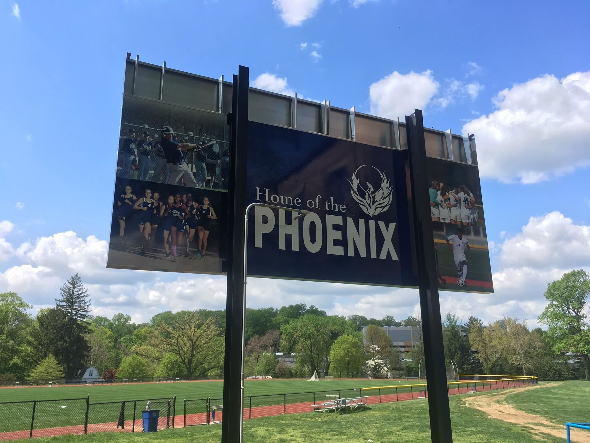 Sporting Events & Athletic Events Signs | School & University Event Signs | Sports Venue & Stadium Signage