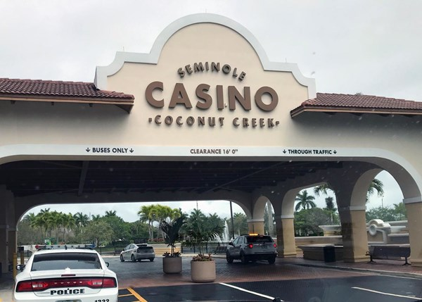 3D Signs & Dimensional Letters & Logos for Coconut Creek Casino