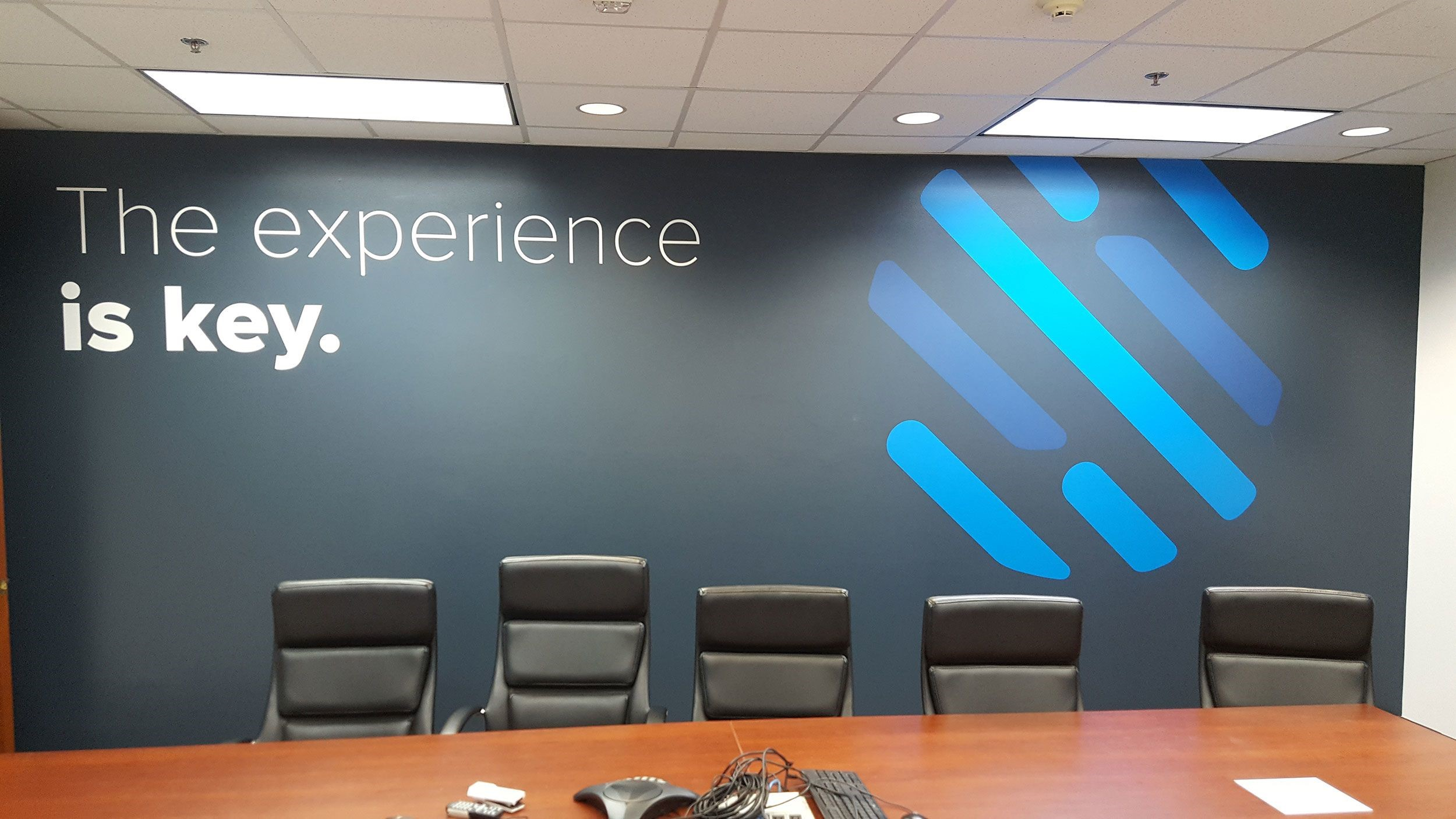 Wall Graphics, Murals, Wallpaper | Interior Signage & Indoor Signs | Professional Services