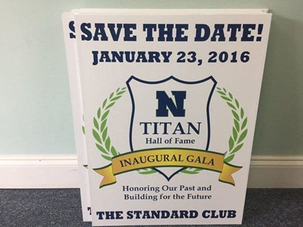 Save the Date Yard Signs