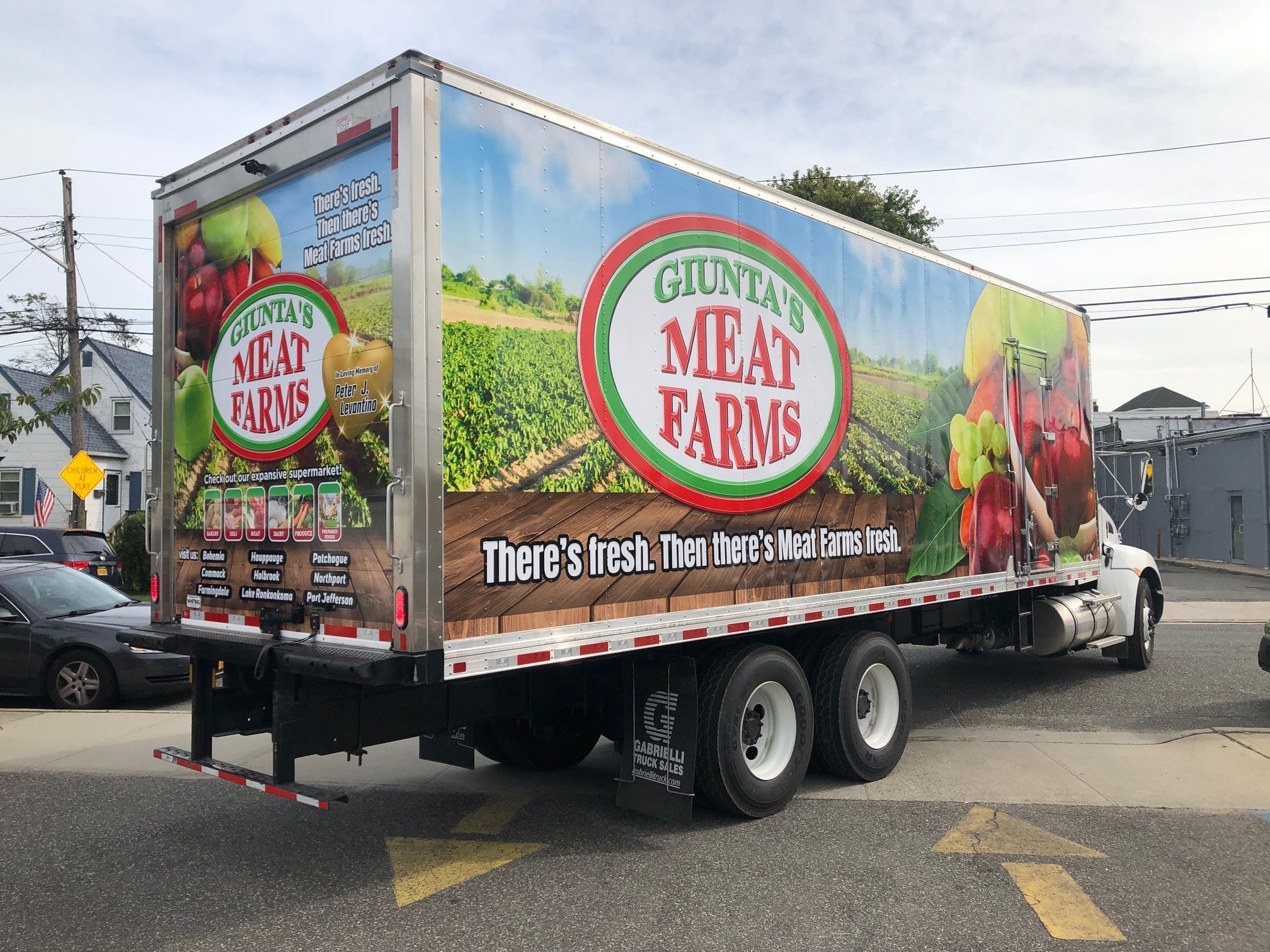 Full Vehicle Wraps | Farm, Ranch, & Landscaping Signs | Long Island, NY