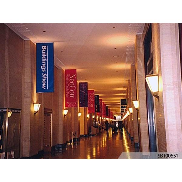 Boulevard & Street Pole Banners