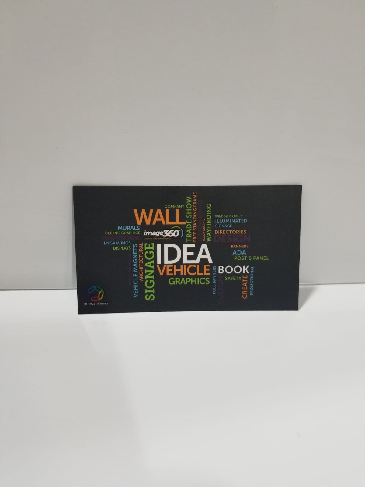 Business Cards | Business Presentation Materials | Advertising Agencies | Orlando , FL | Kissimmee | Signage | WallGraphics | Spot UV Business Cards