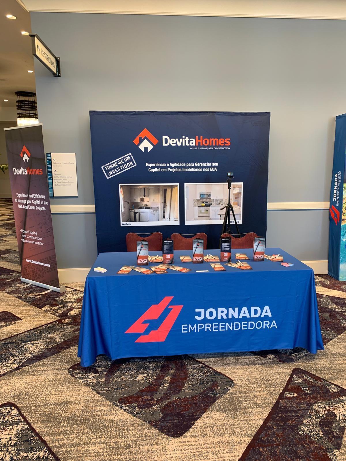 Trade Show Booths | Convention & Exhibit Signs | Builder & Contractor Signs | Orlando, FL