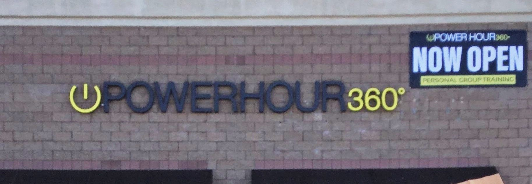 Channel Letters | Frontlit Channel Letters | Gyms, Health Clubs, Fitness Facilities | Las Vegas
