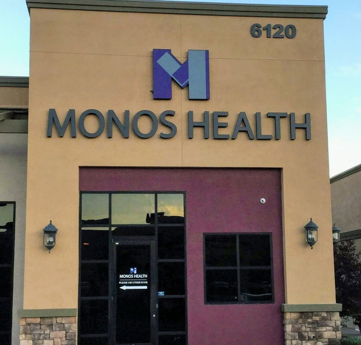 Channel Letters | Frontlit Channel Letters | Hospital & Healthcare Signs | Las Vegas