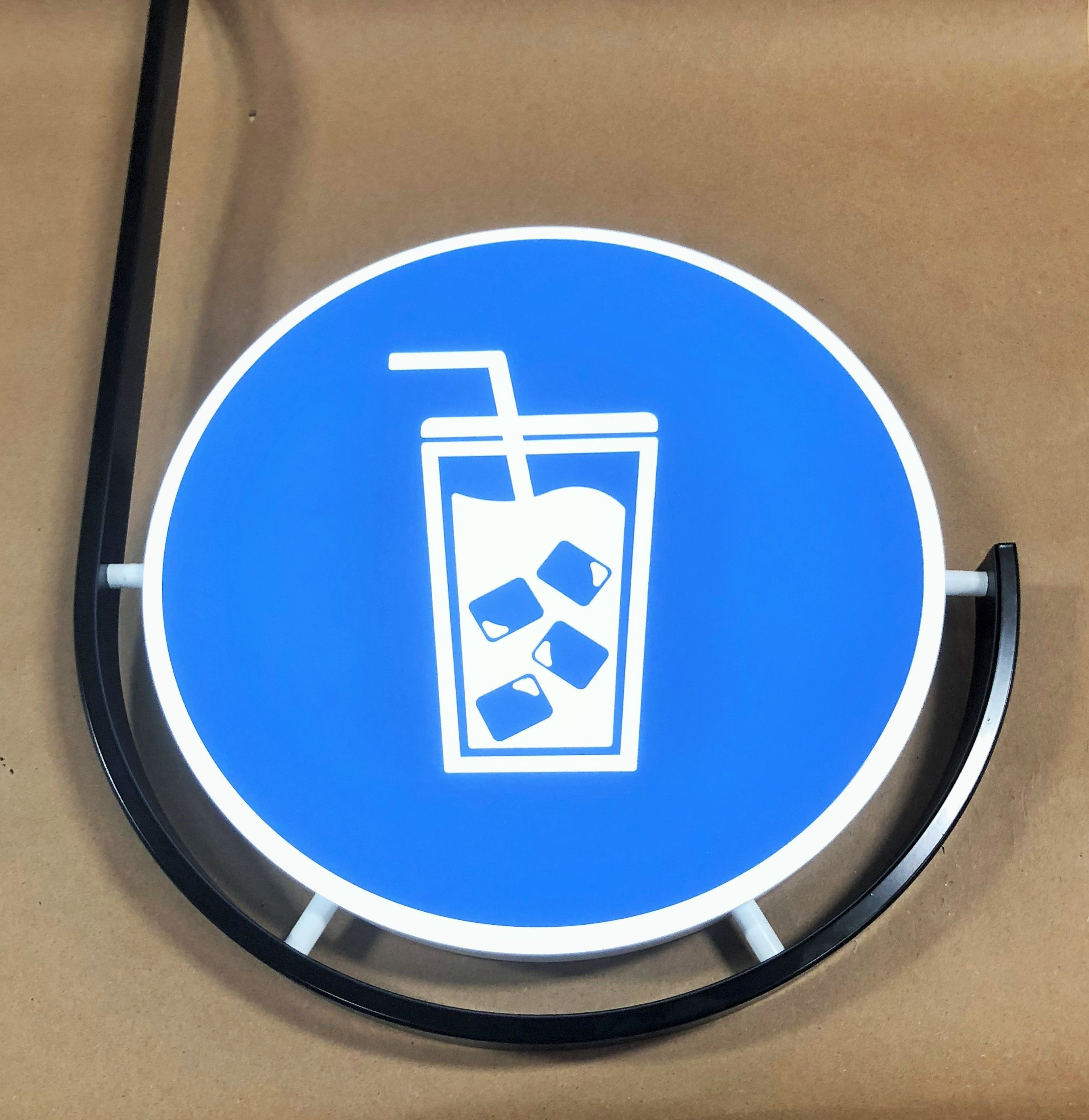 Lightbox Signs | Interior Signage & Indoor Signs | Restaurant and Food Service Signs