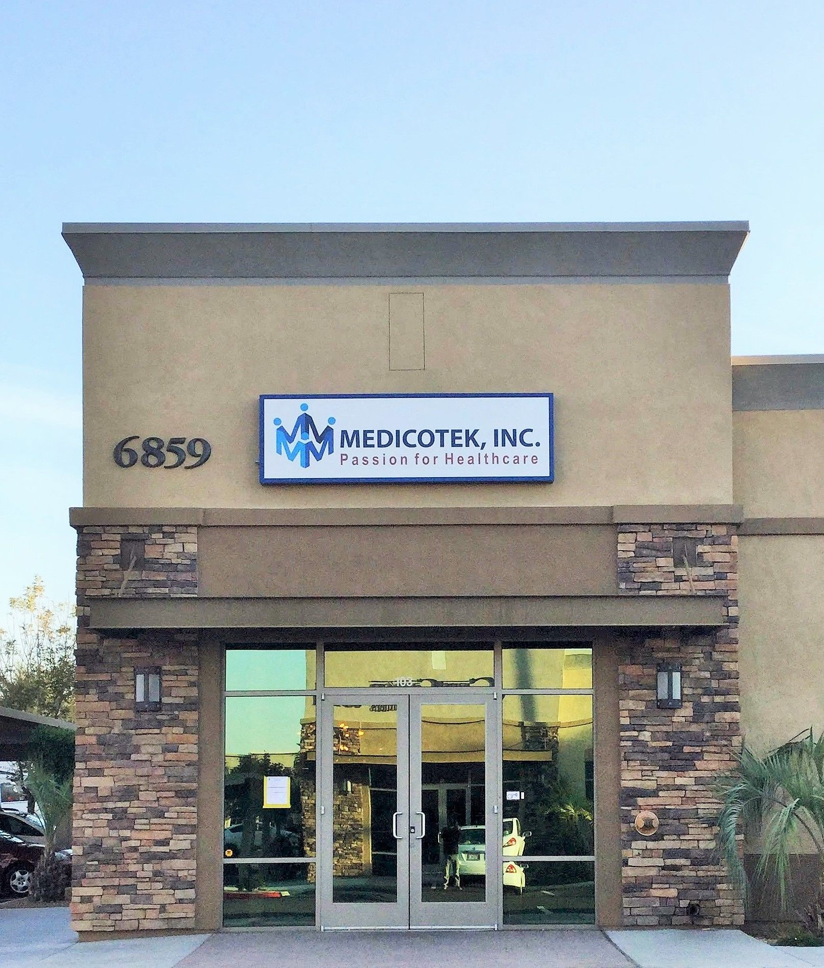 Lightbox Signs | Exterior & Outdoor Signage | Hospital & Healthcare Signs | Las Vegas