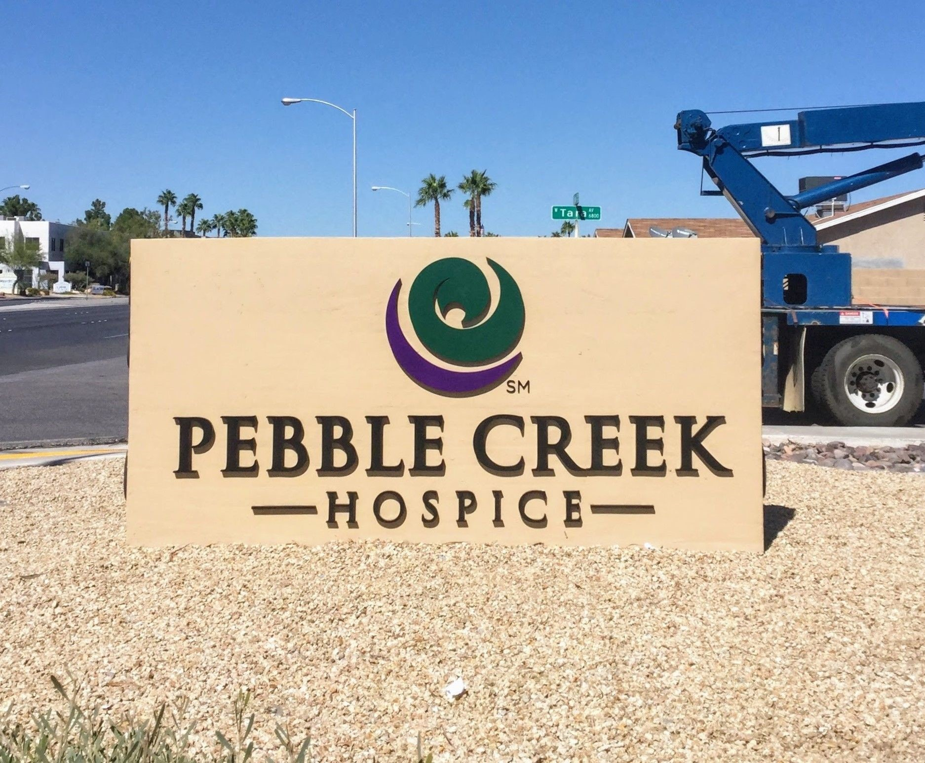 Exterior & Outdoor Signage | Monument Signs | Hospital & Healthcare Signs | Las Vegas