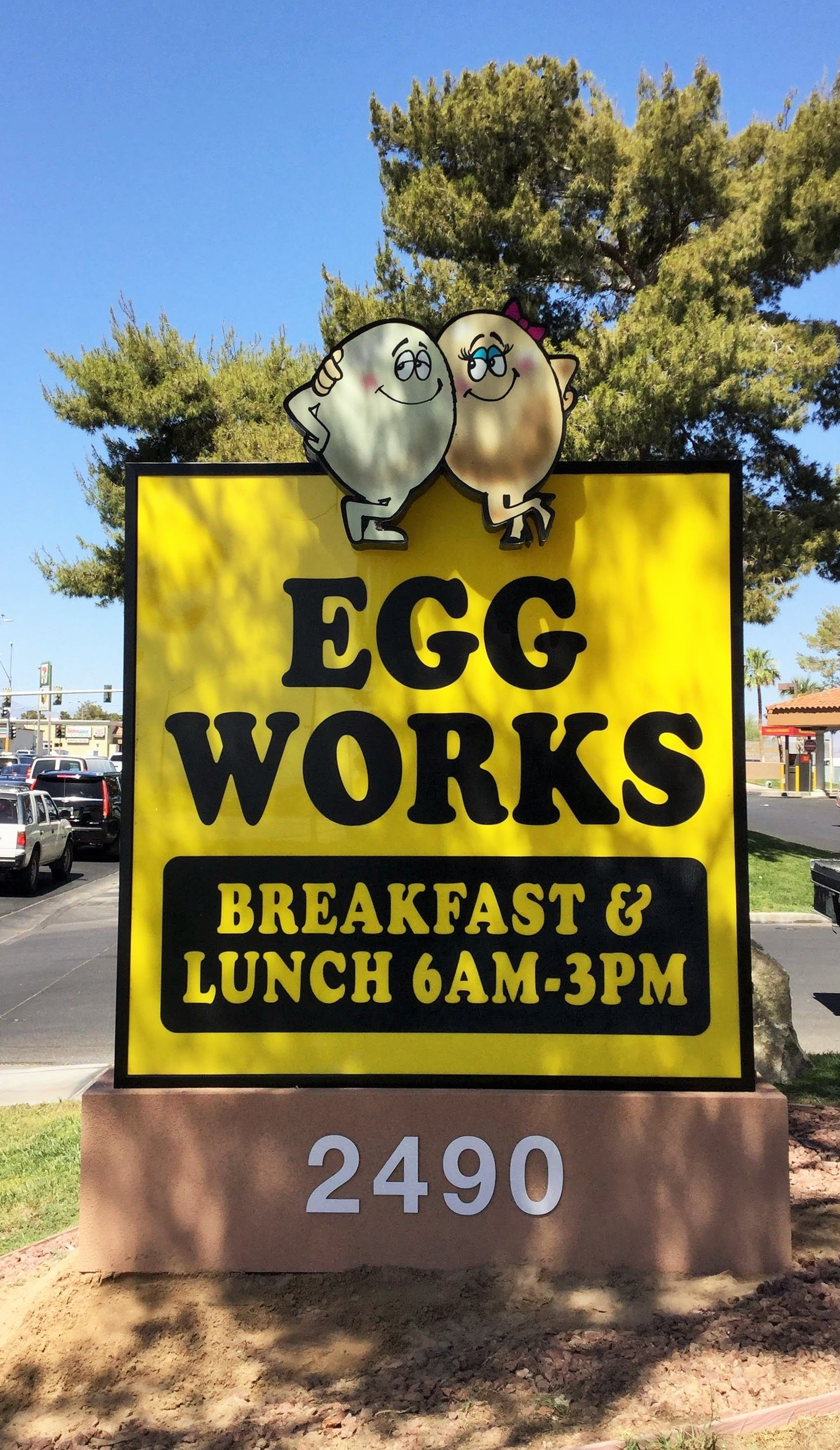 Exterior & Outdoor Signage | Monument Signs | Restaurant and Food Service Signs | Las Vegas