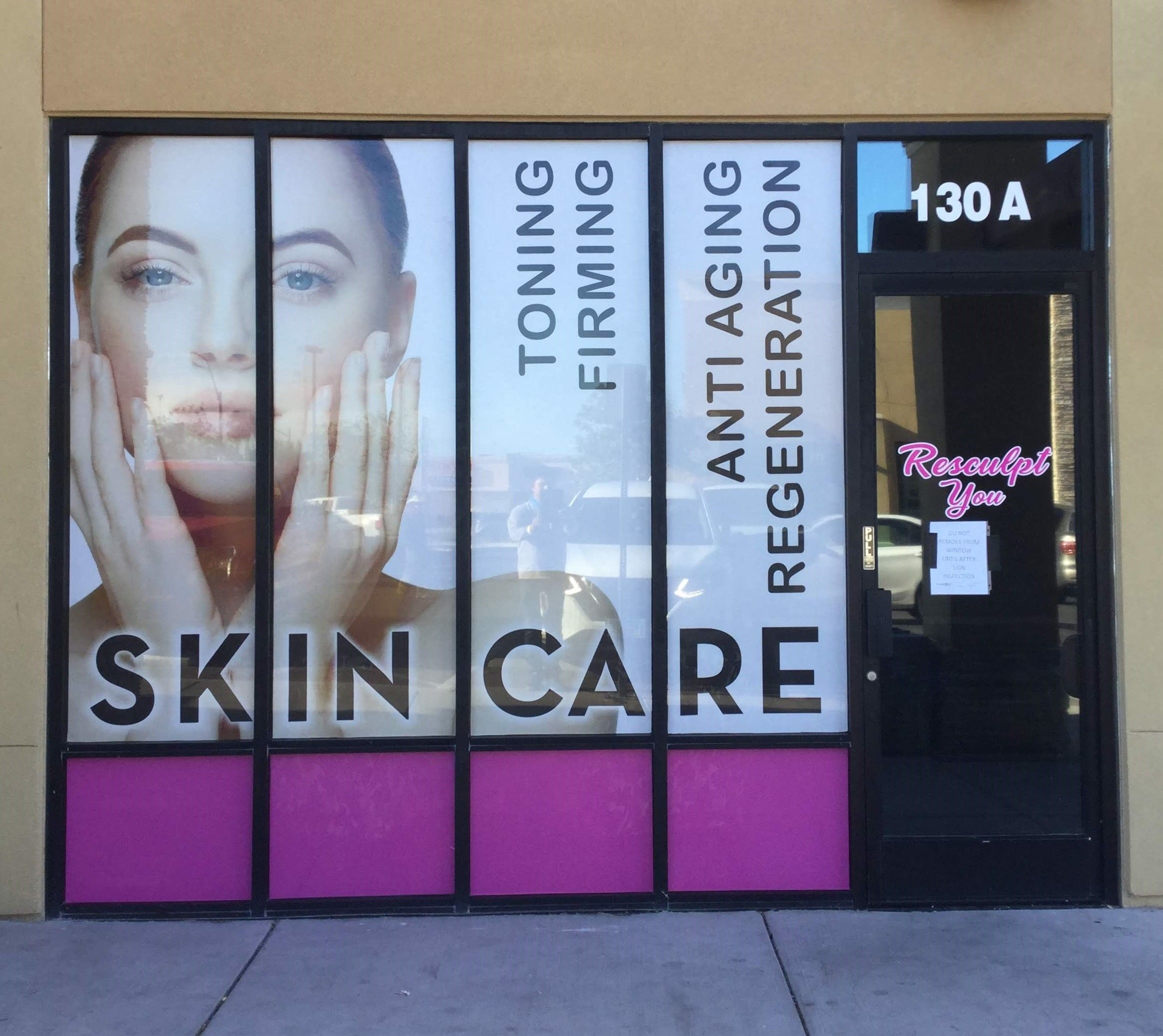 Window Decals, Signage & Graphics   Bars, Entertainment Venues   Las Vegas