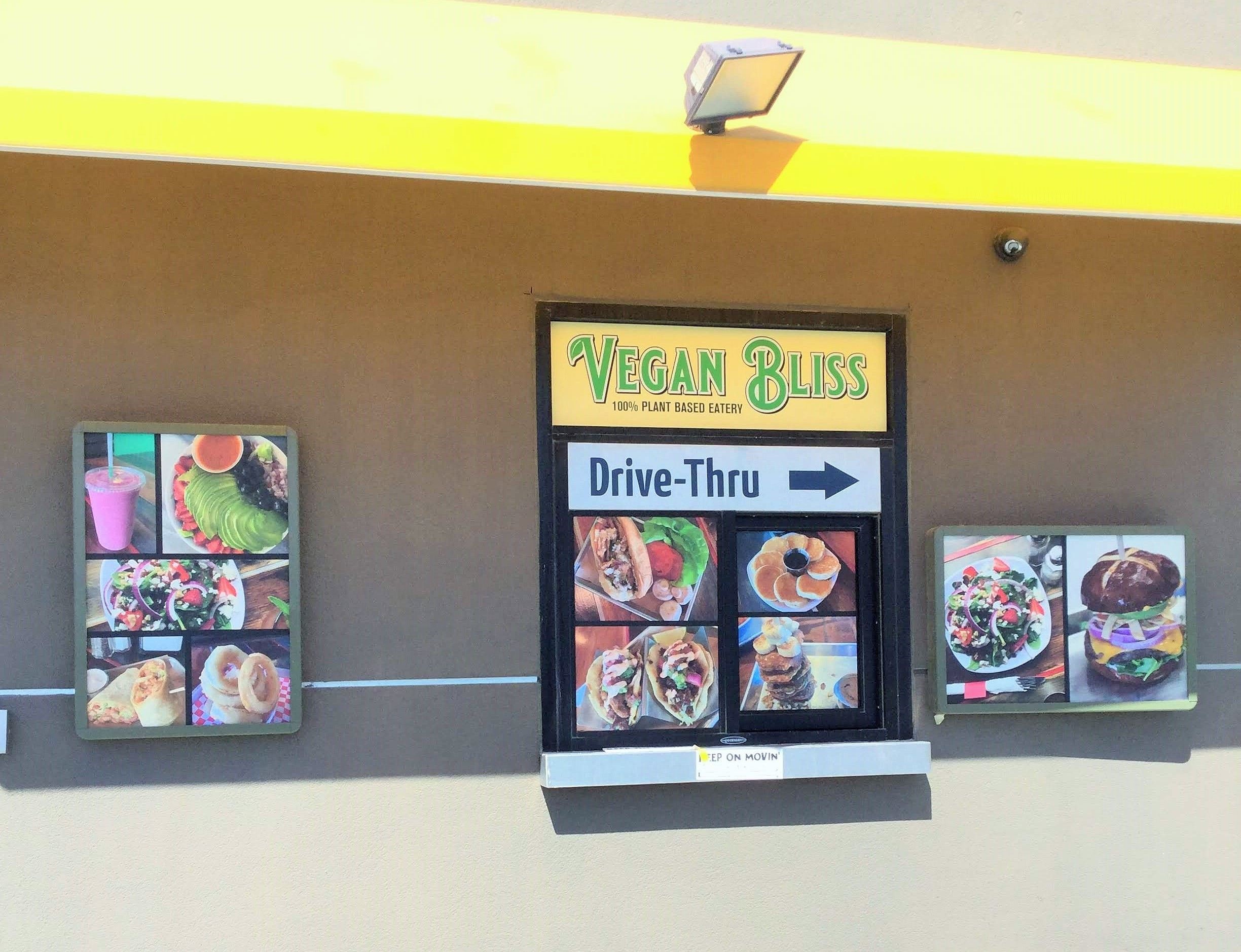 Window Decals, Signage & Graphics | Restaurant and Food Service Signs | Las Vegas