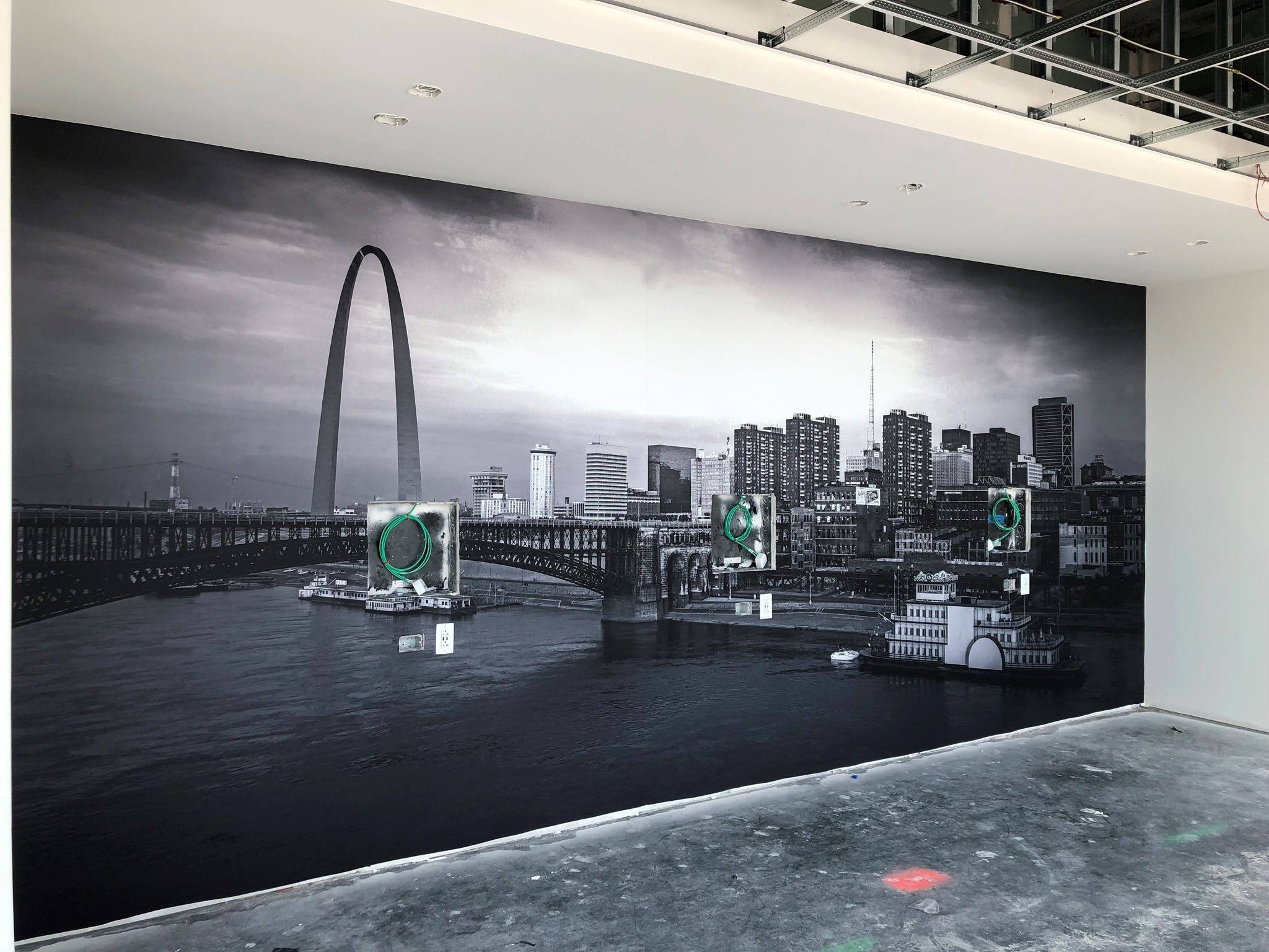 Wall Graphics, Murals, Wallpaper | Custom Signs & Signage | Advertising Agencies | St. Louis, MO