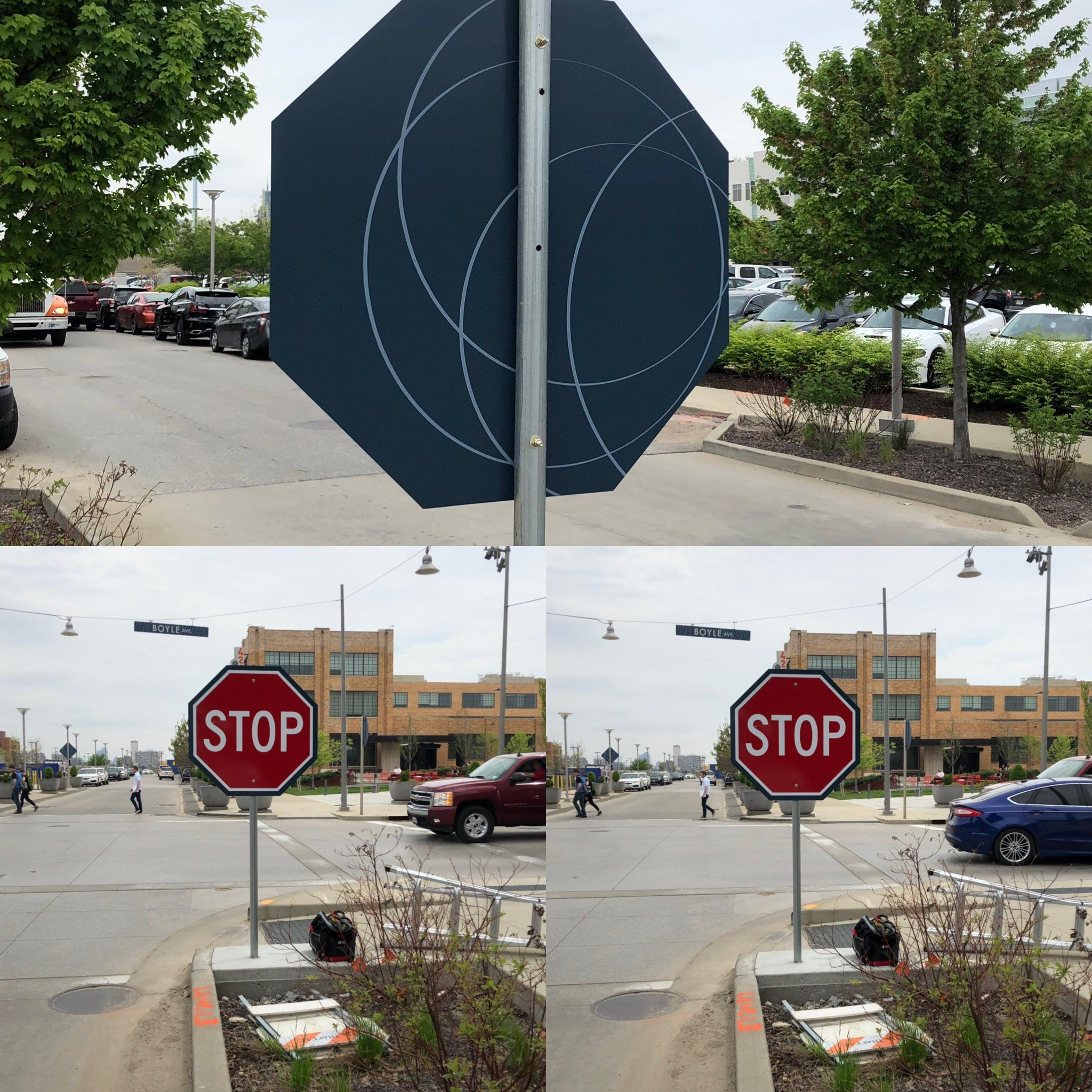 Traffic Control Signage | Custom Signs & Signage | Architectural & Engineering Signs | St. Louis, MO
