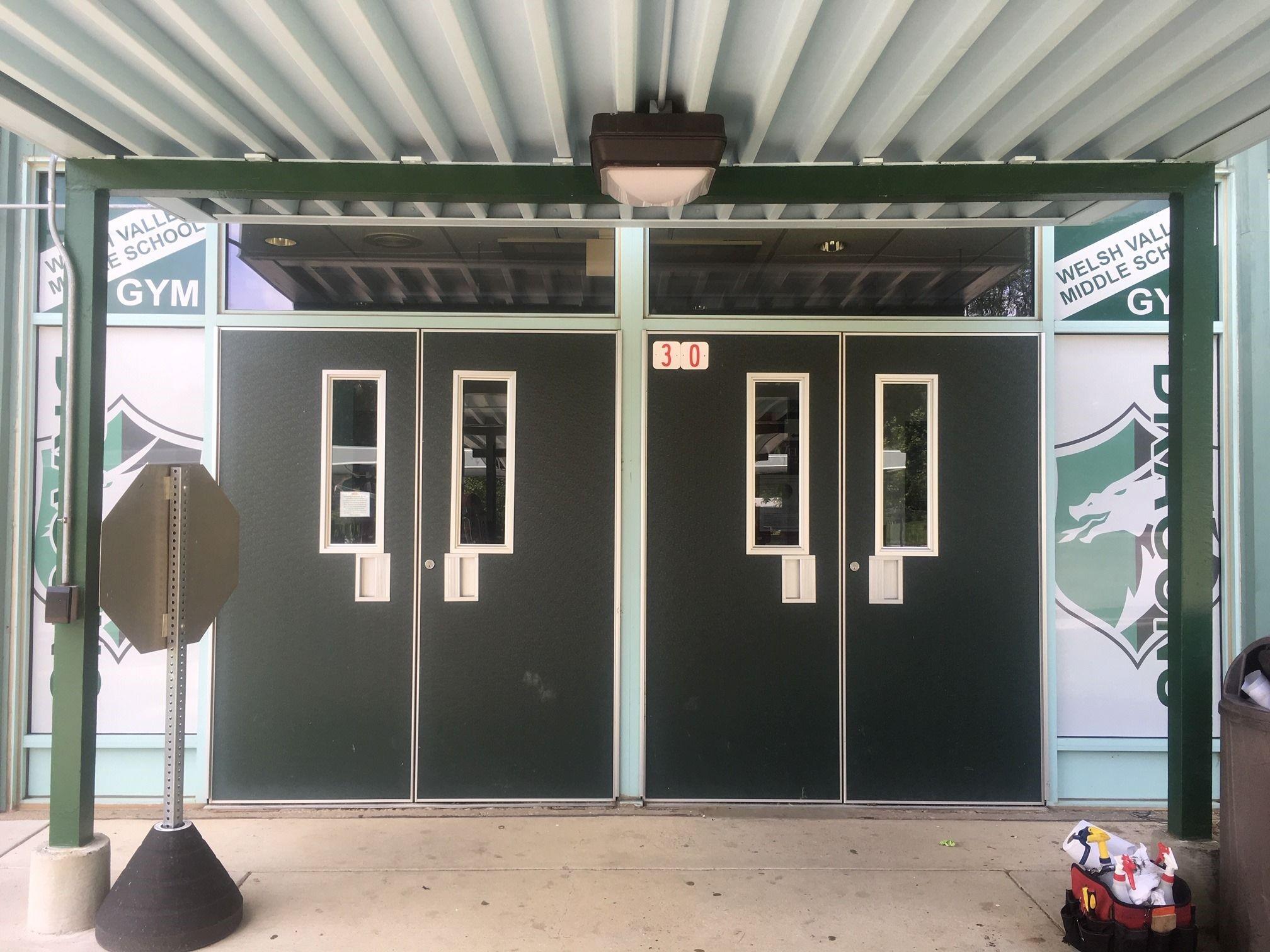 Wall Graphics, Murals, Wallpaper | School, College, & University Signs