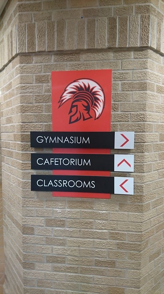 Directory and Wayfinding Signage | Exterior & Outdoor Signage | School, College, & University Signs