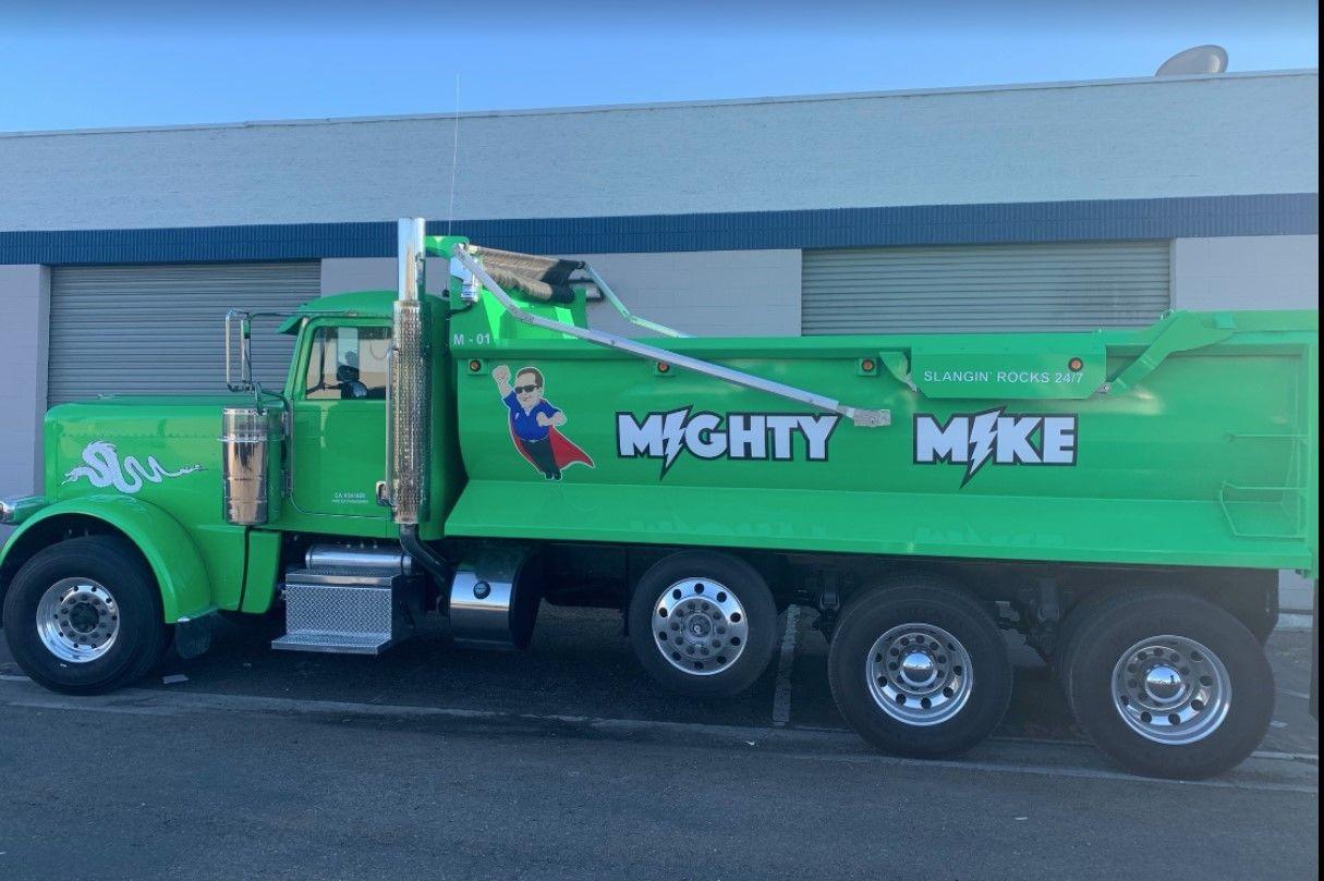 Vehicle Decals & Lettering   Vehicle Window Decals   Transportation, Logistics, & Distribution   Chula Vista, CA