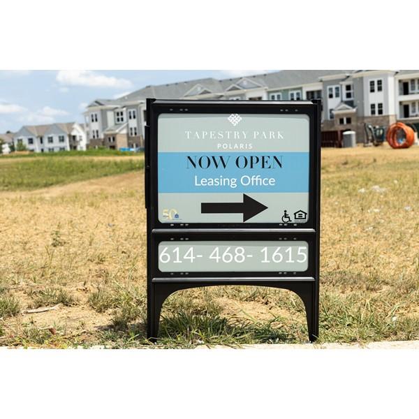 Real Estate Sign Frames