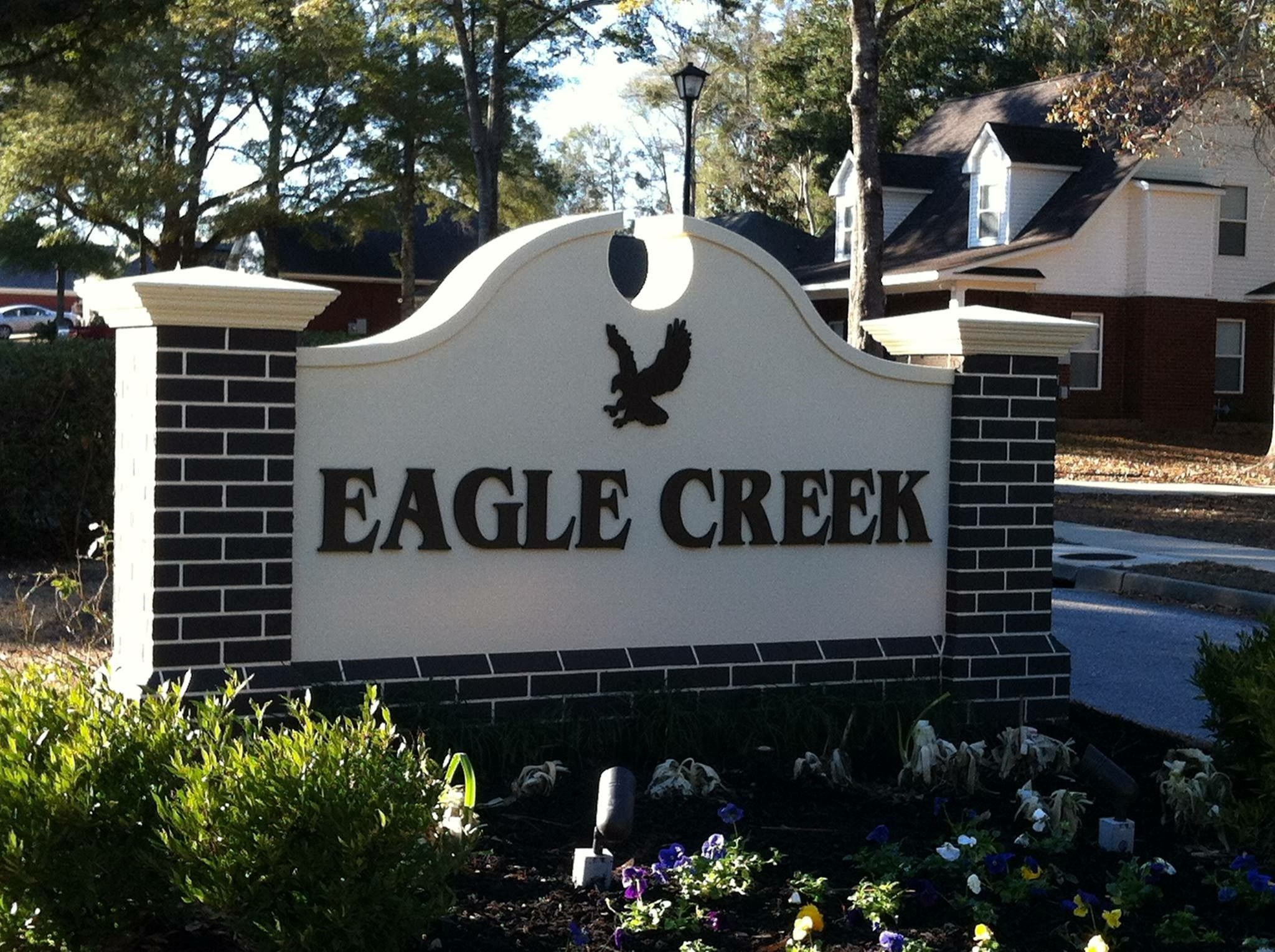 Monument Signs | Property Management and Apartment Signs | Daphne, Alabama
