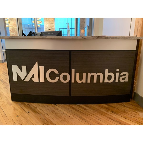 3D Signs & Dimensional Letters-NAI Columbia