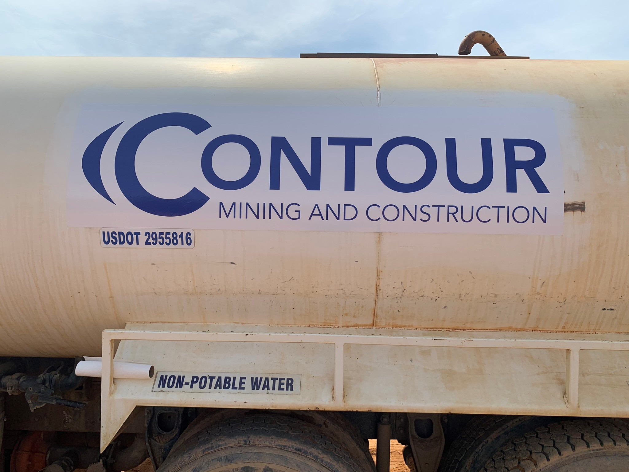 Vehicle Logo Graphics & Lettering | Partial Vehicle Wraps | Builder & Contractor Signs