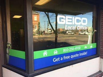 Window Decals, Signage & Graphics