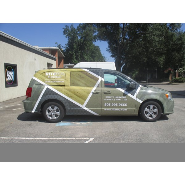 Full Vehicle Wraps