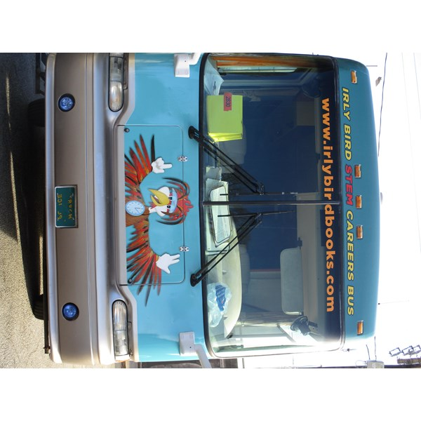 Full Vehicle Wraps_IrlyBird_Front