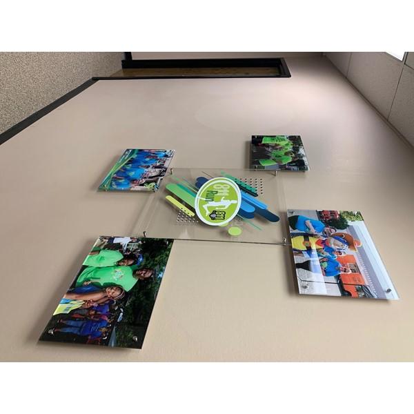 Custom Plastic & Acrylic Displays-SC811 Marathon
