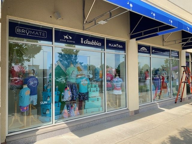 Window Decals, Signage & Graphics | Retail Signs | Columbia, SC