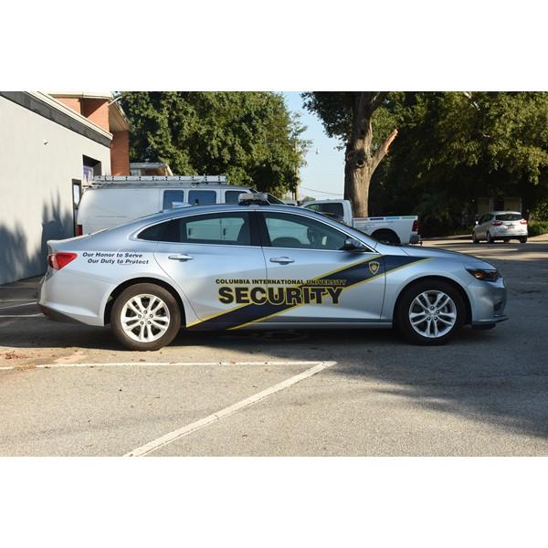 Emergency Vehicle Decals