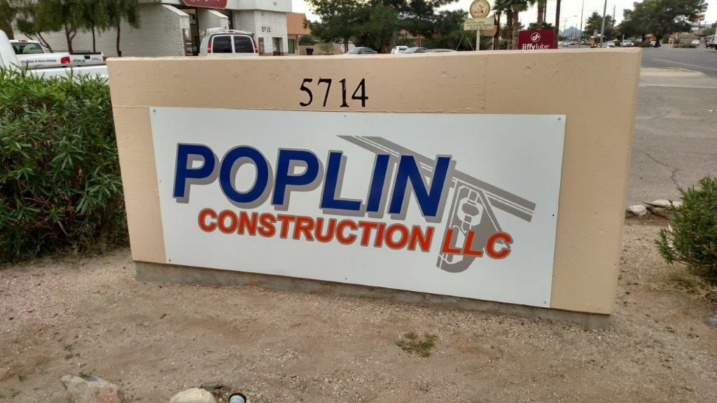 Monument Signs | Exterior & Outdoor Signage | Service & Trade Organizations | AZ