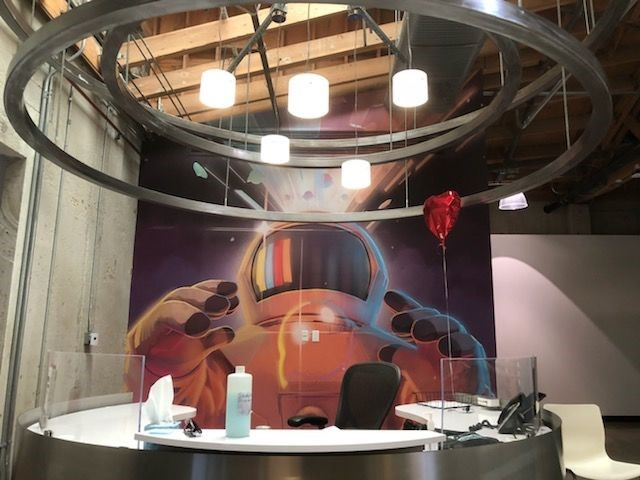Wall Graphics, Murals, Wallpaper | Interior Signage & Indoor Signs | Government & Public Office Signs | Los Angeles, CA