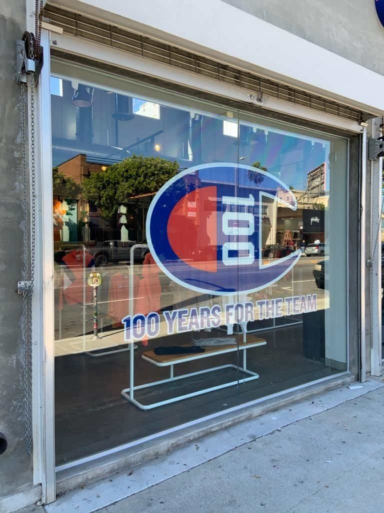 Window Decals, Signage & Graphics | Exterior & Outdoor Signage | Los Angeles, CA