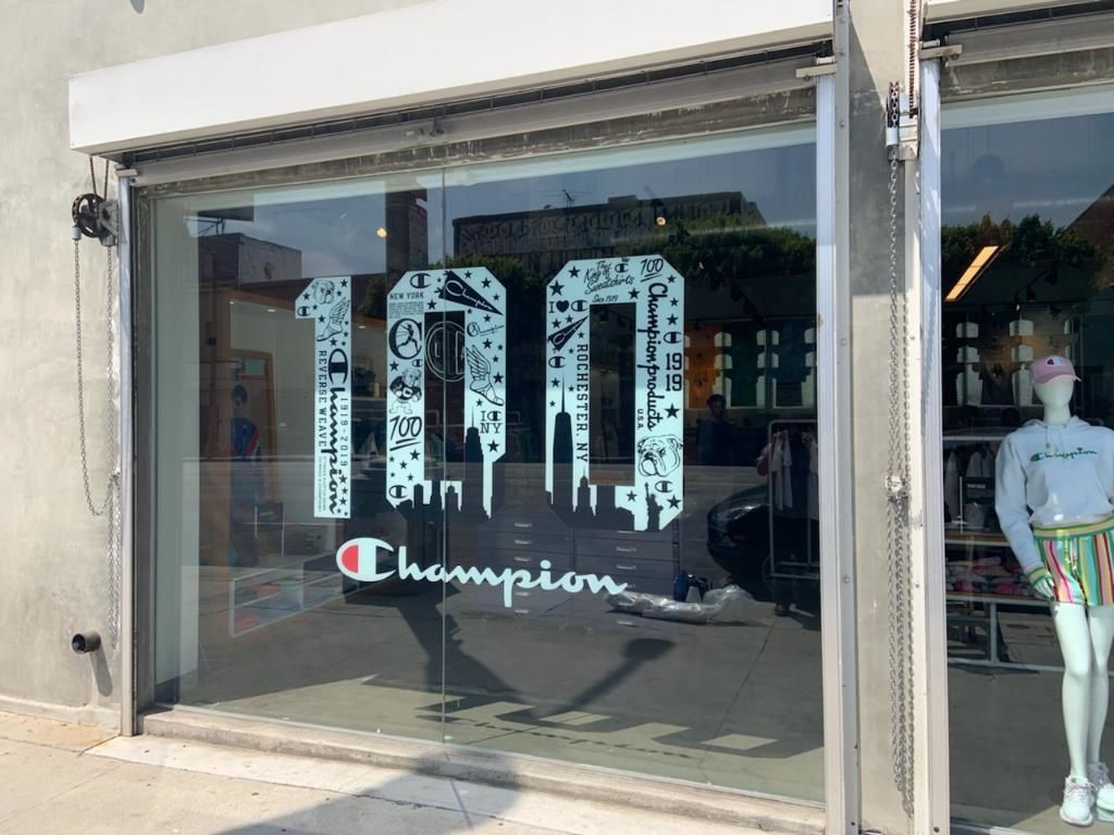 Window Decals, Signage & Graphics | Special Occasion & Entertainment Signs | Retail Signs | Los Angeles, CA
