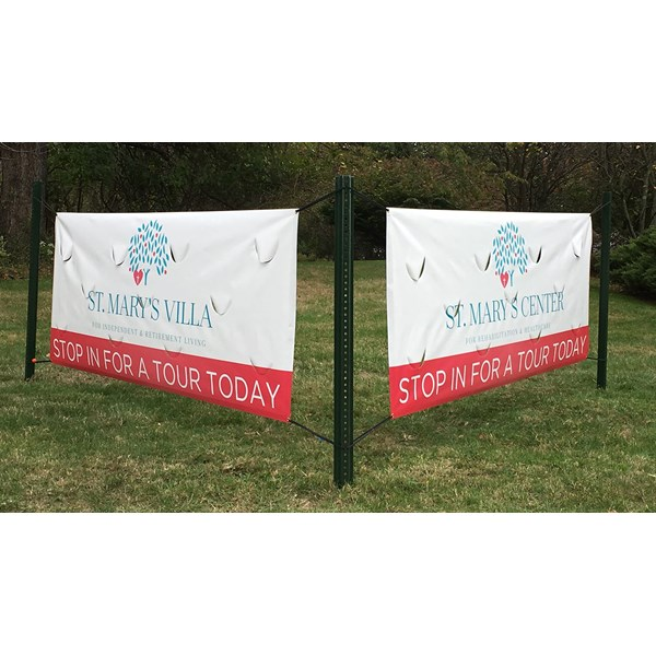 Fabric & Vinyl Outdoor Banners