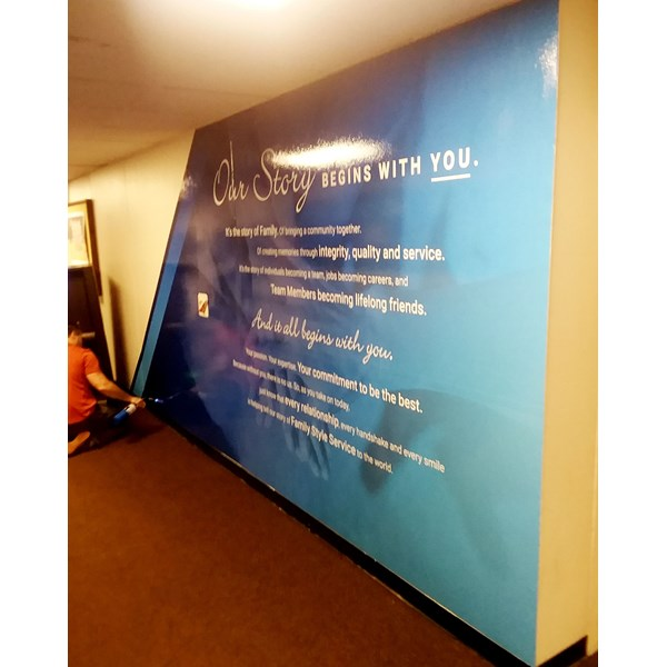 Wall Graphics, Murals, Wallpaper