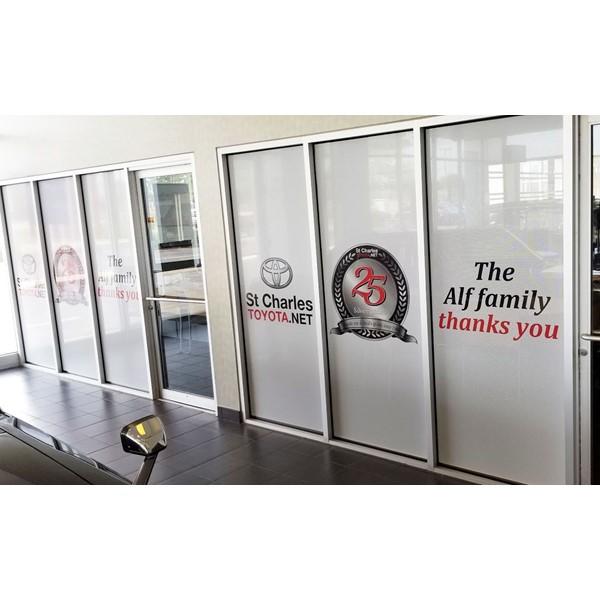 Window Decals, Signage & Graphics | Interior Signage & Indoor Signs