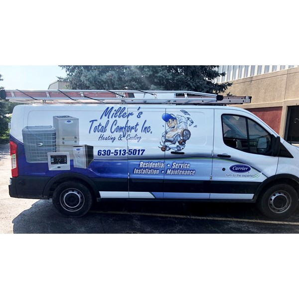 Full Vehicle Wrap (installation only)