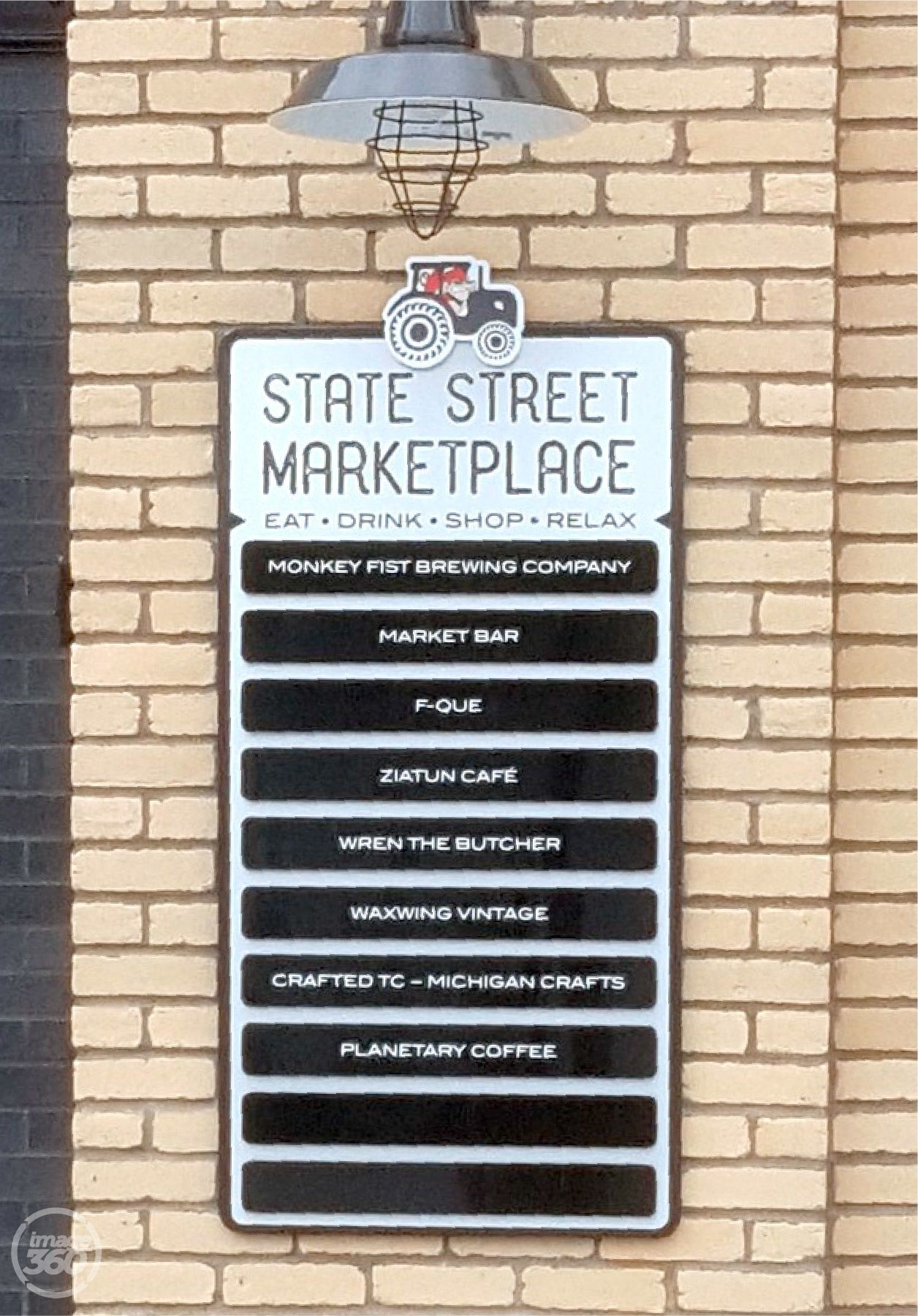 Directory and Wayfinding Signage   Metal Signs and Displays   Retail Signs   Traverse City Michigan