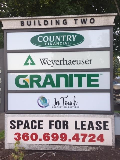 Monument Signs | Exterior & Outdoor Signage | Retail Signs | Vancouver, WA