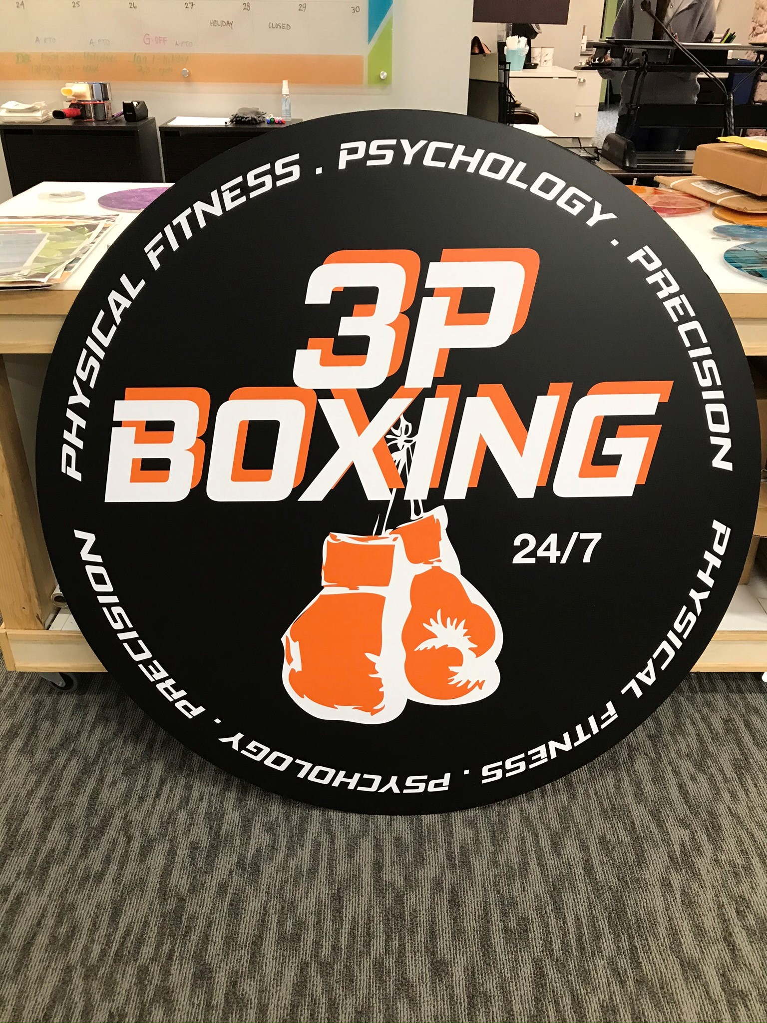 Metal Signs and Displays | Exterior & Outdoor Signage | Gyms, Health Clubs, Fitness Facilities | Woodbury, MN