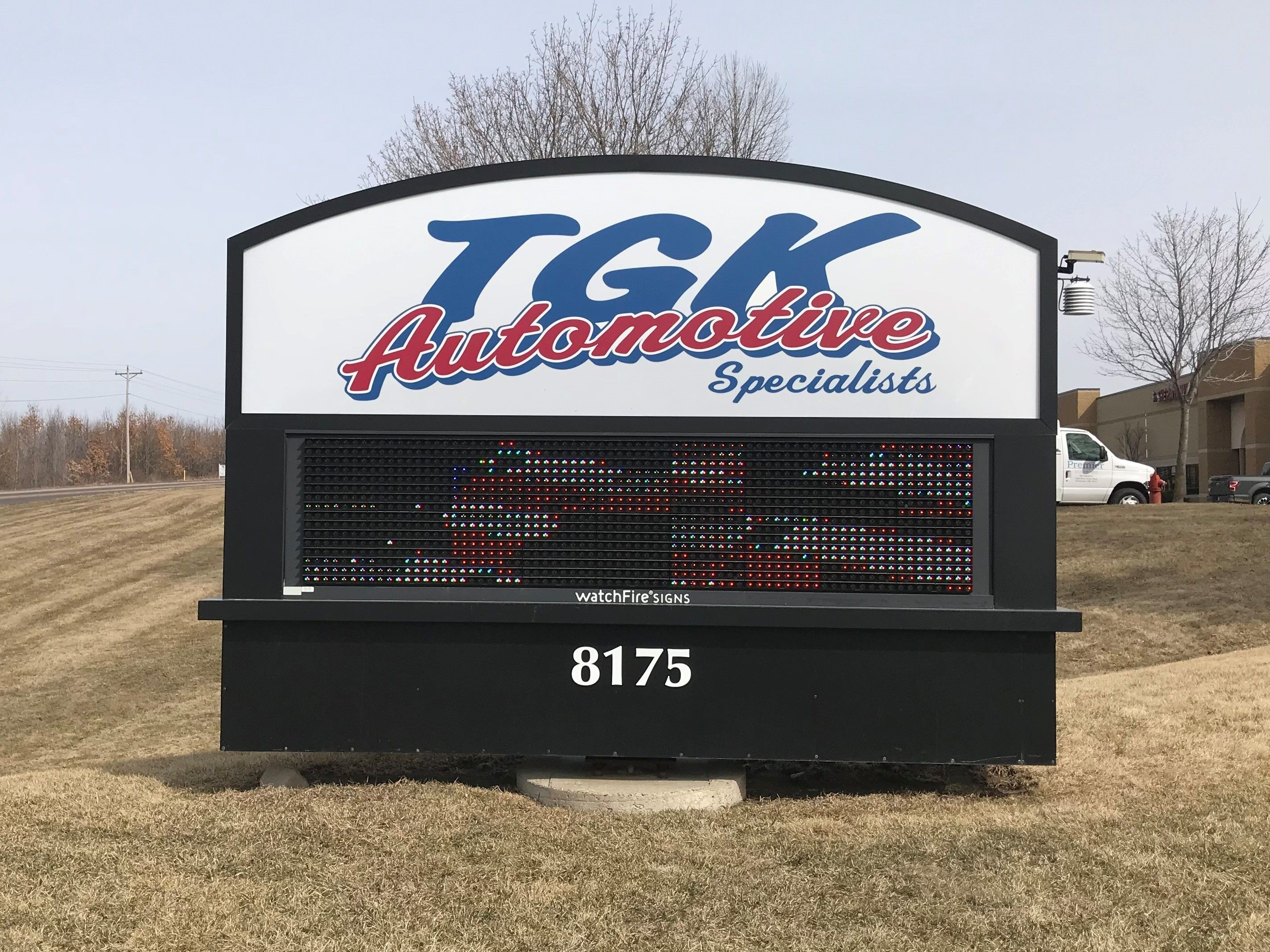 Monument Signs | Exterior & Outdoor Signage | Retail Signs | Chanhassen, MN