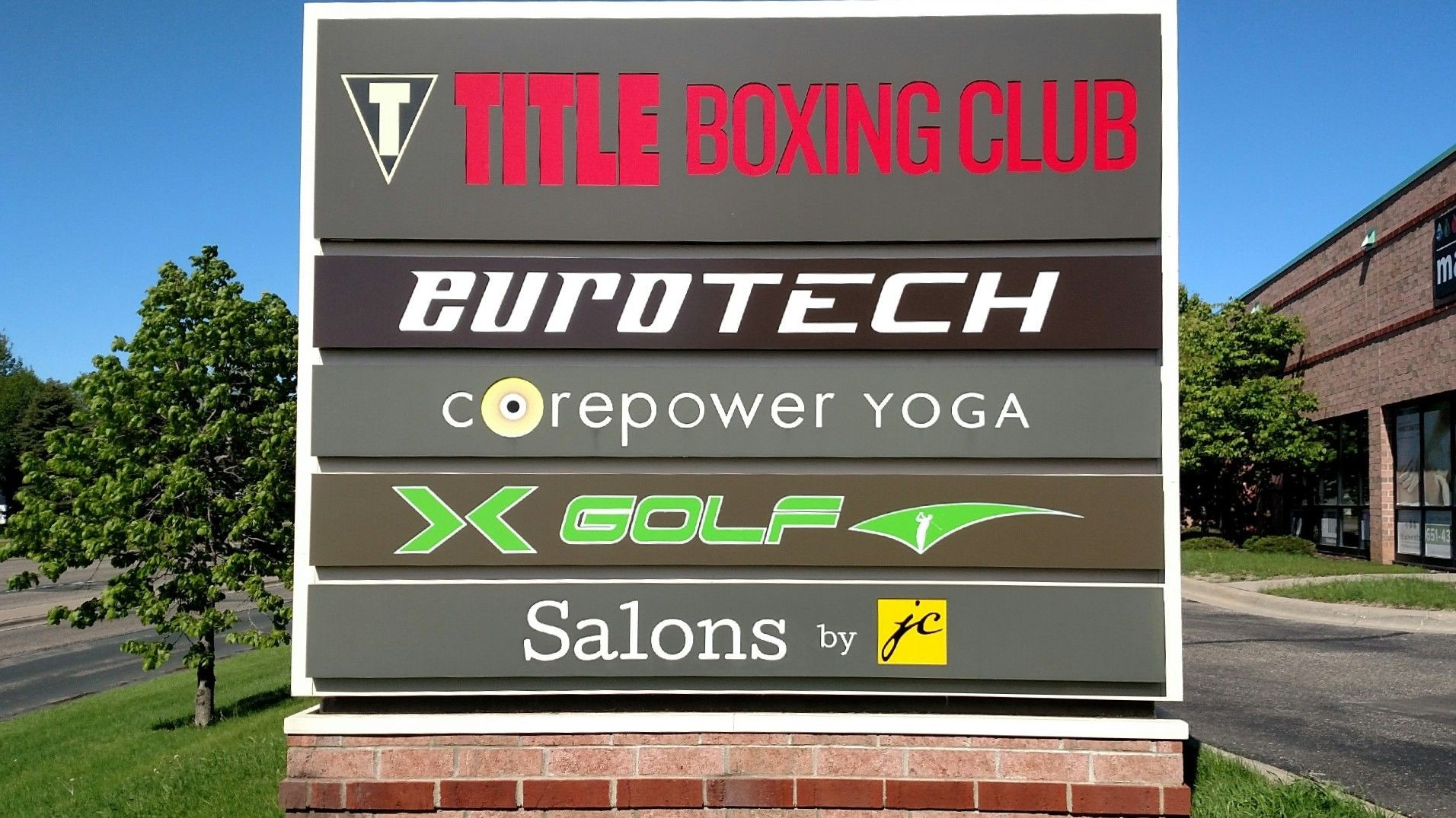 Monument Signs | Exterior & Outdoor Signage | Retail Signs | Woodbury, MN