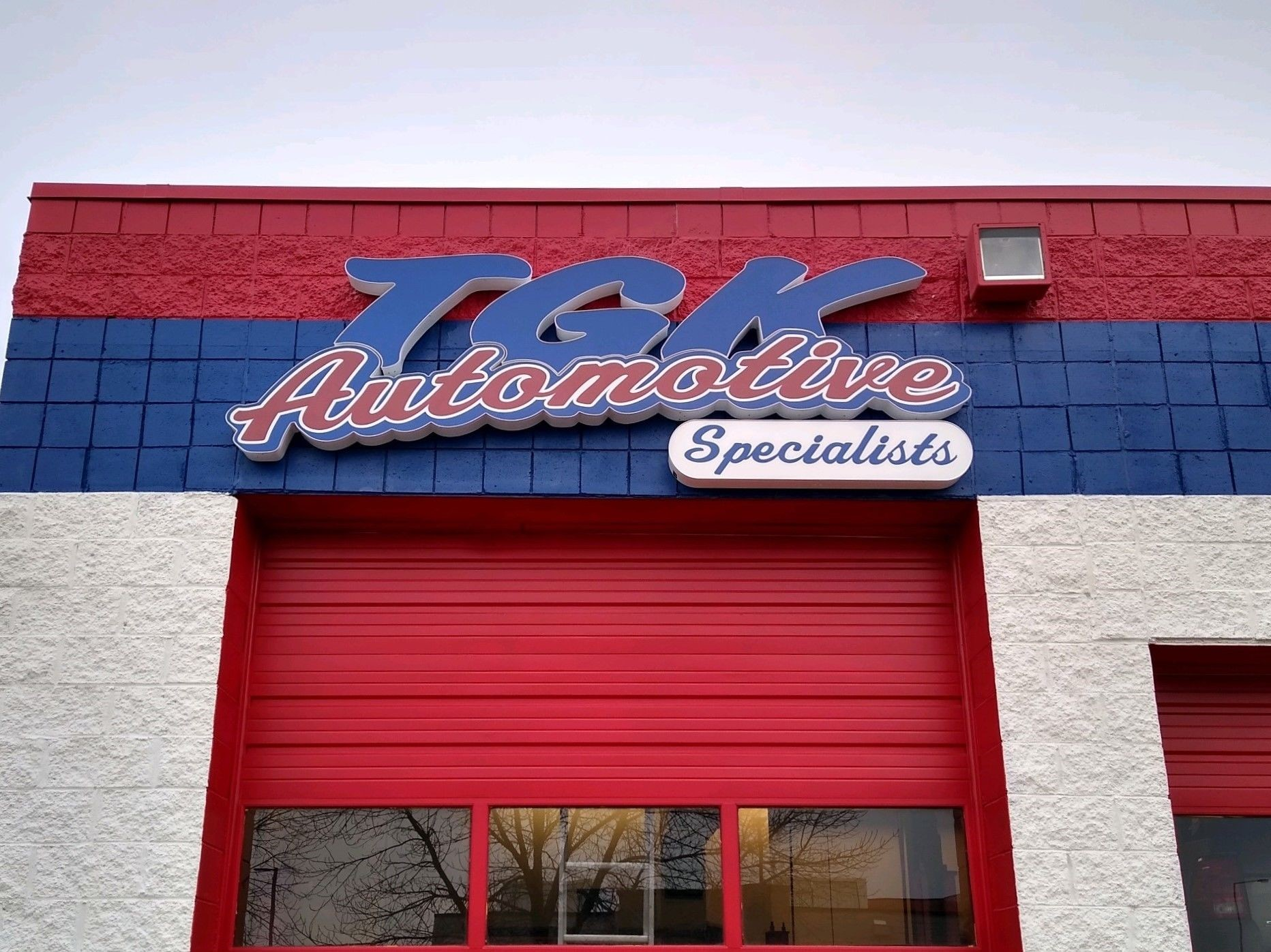 Edgelit and Backlit Signs | 3D Signs & Dimensional Letters | Retail Signs | Brooklyn Park, MN
